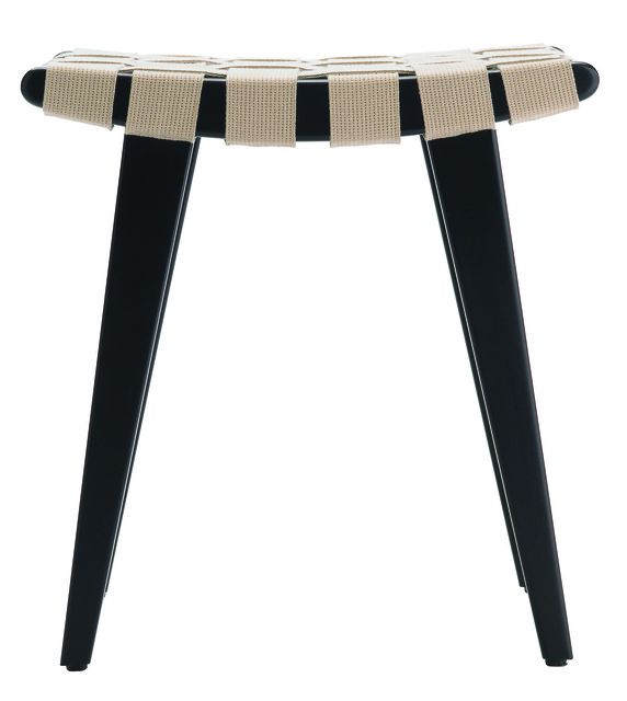 , 'Risom Stool,' designed 1943, Design Within Reach