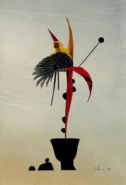 , 'Phoenix,' 2018, Foley Gallery