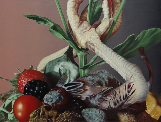 Stephen Peirce, 'First Fruits', 2018, Painting, Oil on canvas, Mark Hachem Gallery