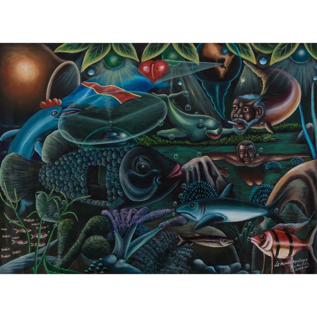 Bodo Fils, 'Le monde aquatique', 2010, PIASA