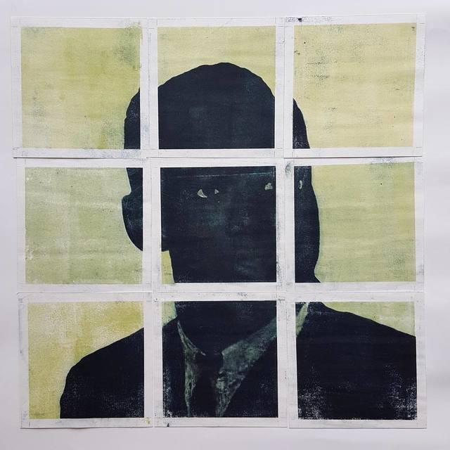 , 'Fred Hampton High School 2,' 2017, LatchKey Gallery