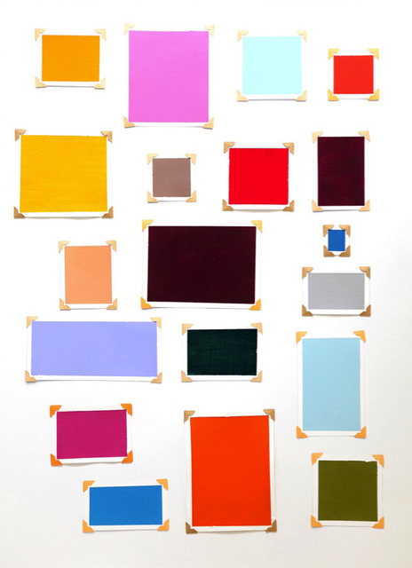 , 'Handmade: Interaction of Color 37 (Photo Album color),' 2017, Galeria Nara Roesler