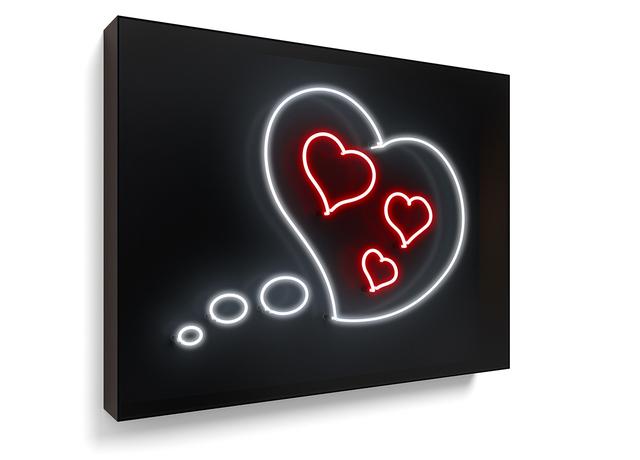 David Drebin, 'Hearts', 2017, Contessa Gallery