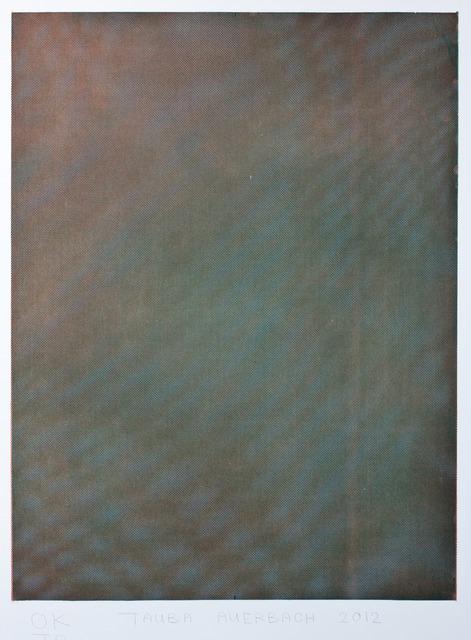 , 'Mesh/Moire II,' , Paulson Fontaine Press