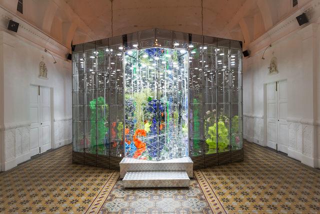 , 'Noah's Garden II,' 2016, Singapore Art Museum (SAM)