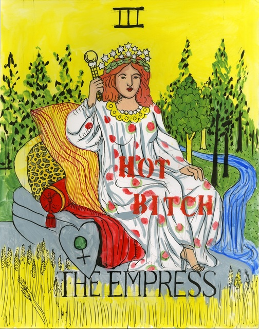 , 'Empress,' 2017, Ever Gold [Projects]
