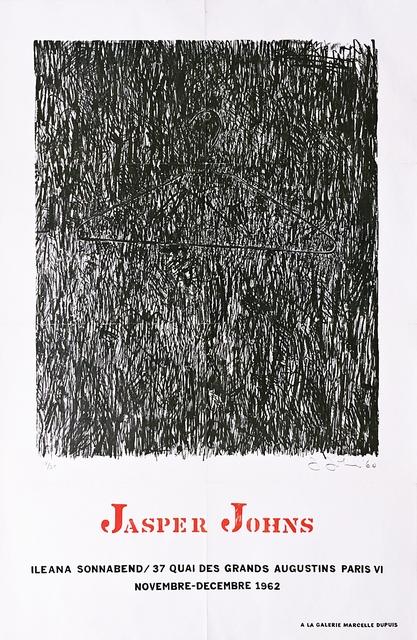 Jasper Johns, 'Jasper Johns at Ileana Sonnabend ', 1962, Alpha 137 Gallery