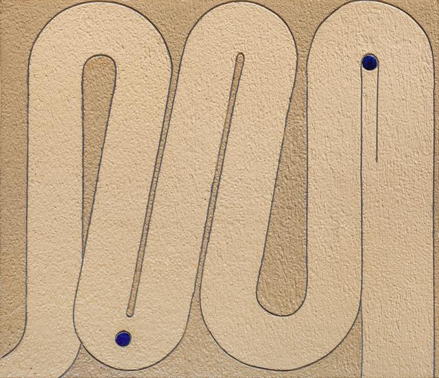 , 'The Journey,' 2015, Tufenkian Fine Arts