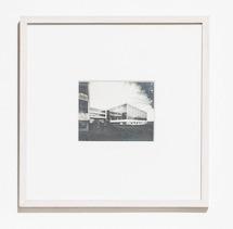 , 'Bauhaus, New building, Workshop building, Dessau, Architect Walther Gropius. Sent as postcard, (cut-out) Bauhaus, Neubau, Werkstättenbau, Dessau, Architekt Walther Gropius,' , PRISKA PASQUER