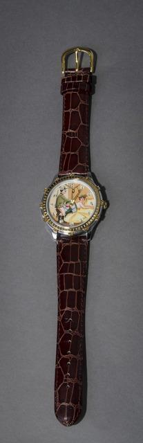 , 'Alpine Hunter and Woman Wristwatch,' 20th Century/21st Century, Hieronymus