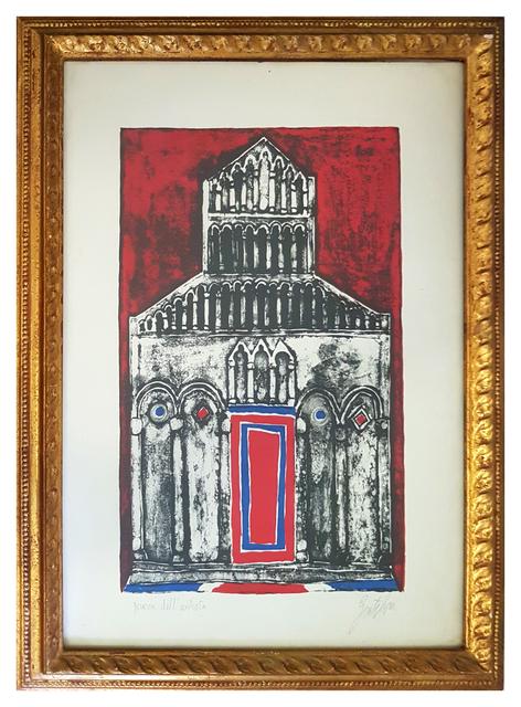 Franco Gentilini, 'Cattedrale', 1940s, Wallector