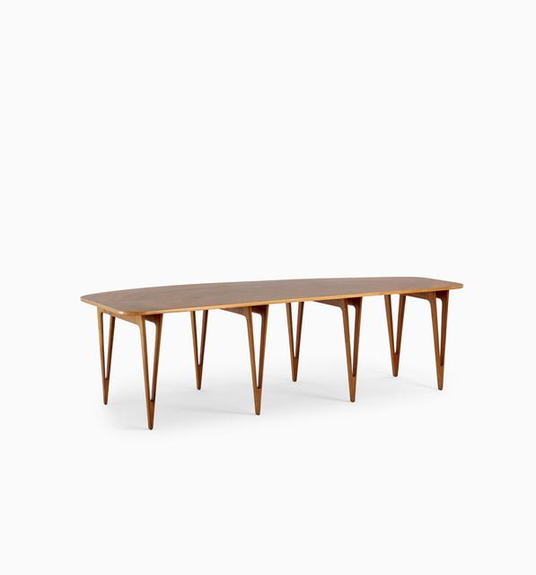 , '8-legged table,' 1949, Dansk Møbelkunst Gallery