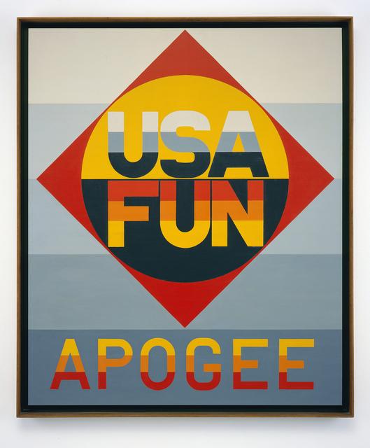 , 'Apogee,' 1970, Waddington Custot