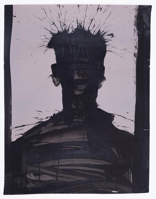 , 'Head (Grey) ,' 1996, ACA Galleries