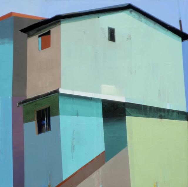 , 'Una Casa Verde,' 2017, J GO Gallery