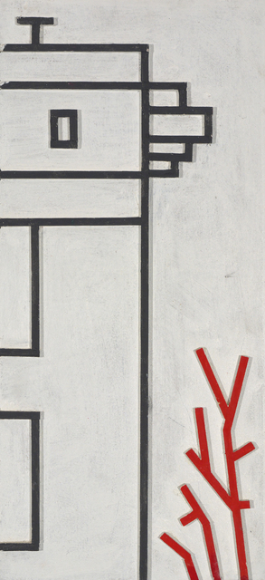 , 'Architecture-7,' 2009, Gallery Fine Art Moscow