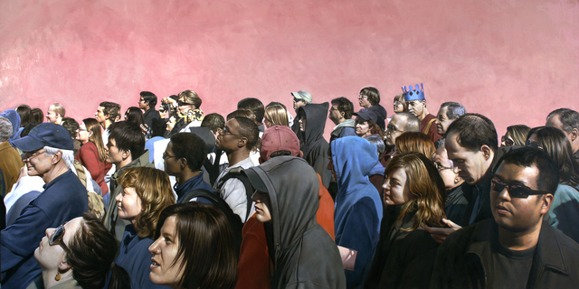 , 'Listening,' 2017, Lyons Wier Gallery
