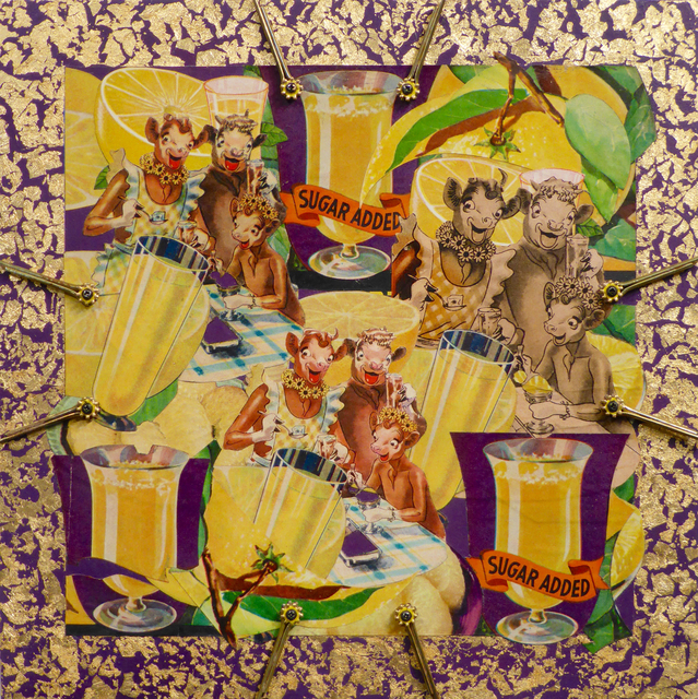 , 'Sugar Added,' 2017-2018, AMP: Art Market Provincetown