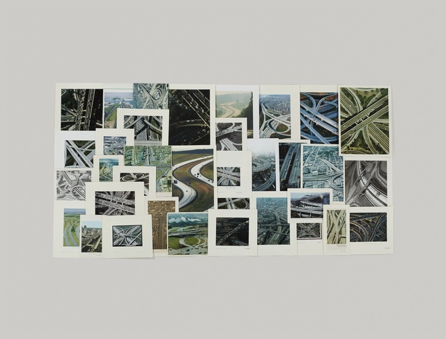 , 'Folder: Express Highways,' 2013, Jeu de Paume