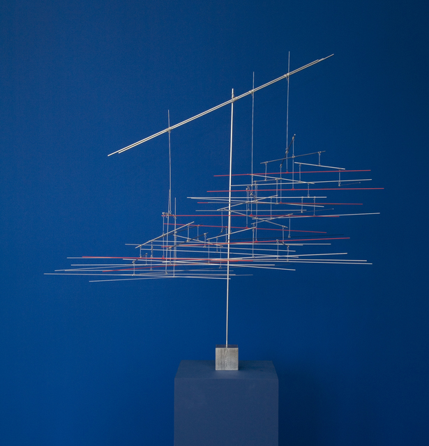 , 'Construction 20:26,' 2012, Louis Stern Fine Arts
