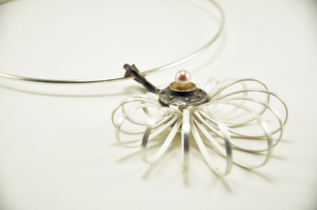 ", '""Untitled"" Necklace (1),' , Main Street Arts"