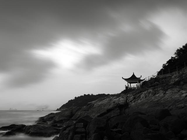 , 'Approaching Clouds, Lamma, Hong Kong - 2008,' 2008, Contemporary by Angela Li