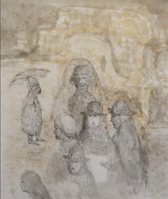 , 'Rain (lluvia),' , Pablo Goebel Fine Arts