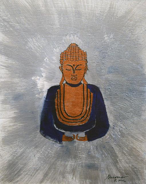 , 'Buddha,' 2016, Fountain House Gallery