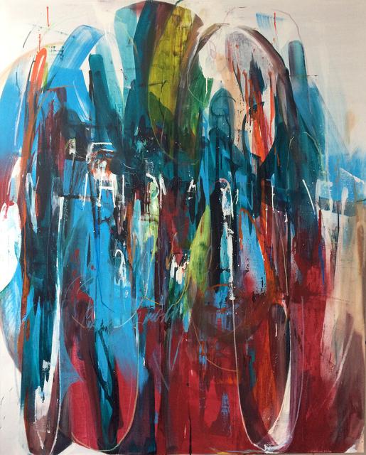 Anatole Akue, 'Man', 2019, Mirus Gallery