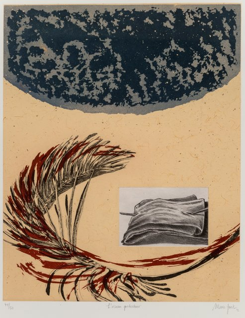 Marc Jurk, 'L'Oiseau Protecteur', 1992, Heritage Auctions
