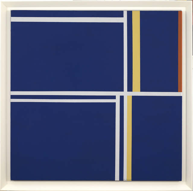 , 'Abstraction in Square,' 1978, Vallarino Fine Art
