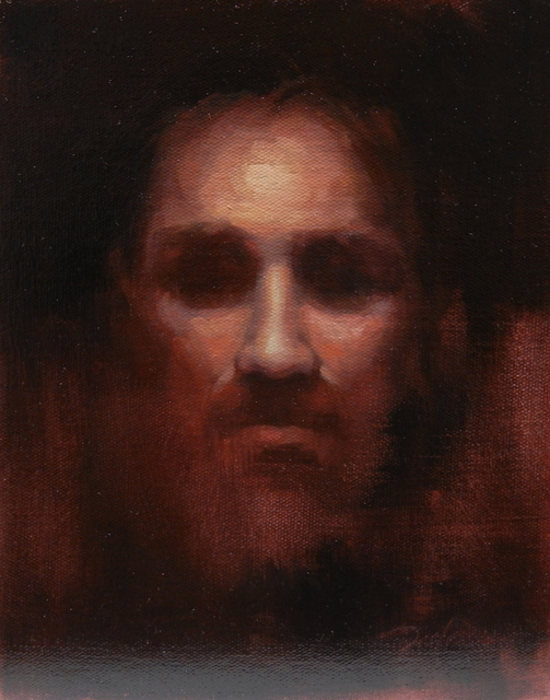 , 'Male Portriat 12,' 2015, Bowersock Gallery
