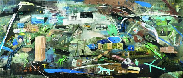 , 'Semionauta,' 2015, Lyle O. Reitzel