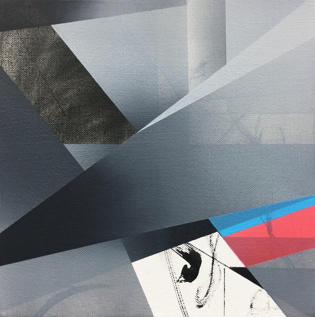 , 'Mark and Transparency,' 2018, Jonathan Ferrara Gallery