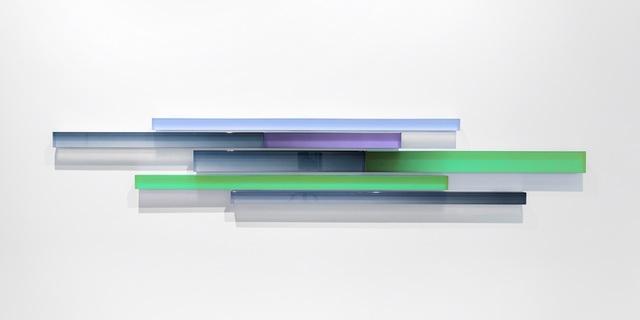 , 'Viridian 33 x 198 cm  ,' 2015, Galerie du Monde