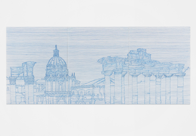 , 'Rome after the 5th century AD,' 2015, Eduardo Secci Contemporary