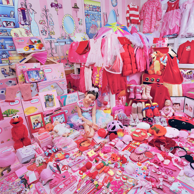 , 'Hyunjin-Alicia and Her Pink Things,' 2011, Rosier Gallery