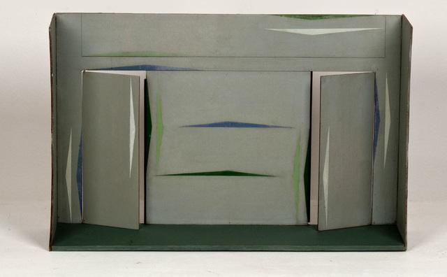 , 'Maquete para interior,' 1955, Galeria de Arte Ipanema