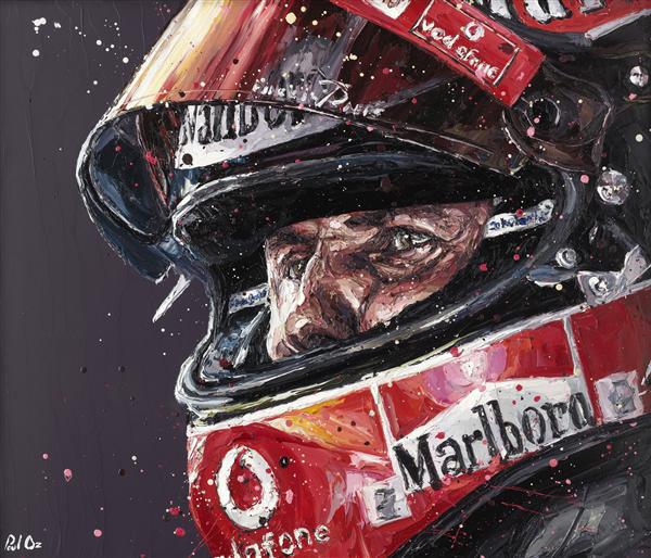 Paul Oz, 'Schumi - Michael Schumacher ', 2014, Imitate Modern