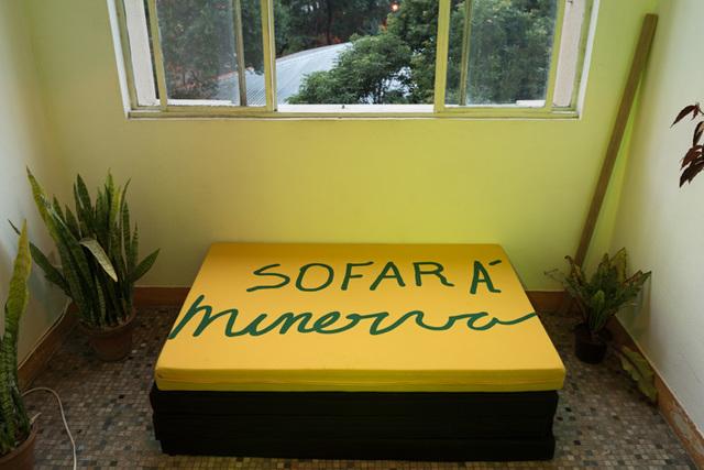 , 'Sofará Minerva,' 2015, SOLO SHOWS