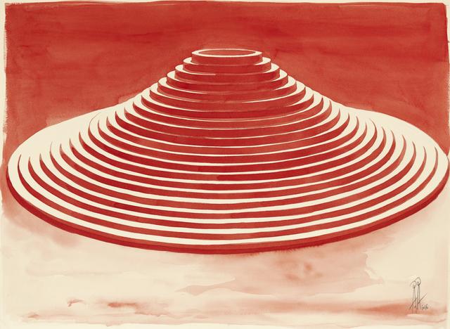 , 'Untitled (Acuarelas Series),' 2016, Fredric Snitzer Gallery