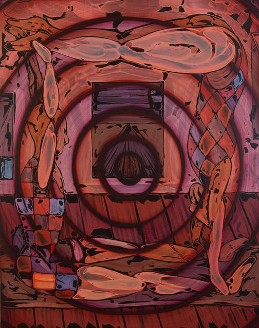 Nathan Redwood, 'Repose En Paix Sasoun Et Yann', 2018, DENK Gallery