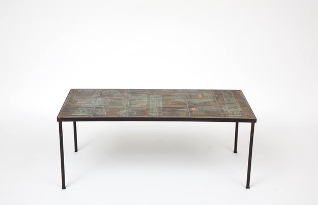, 'Ceramic coffee table,' ca. 1950, Magen H Gallery