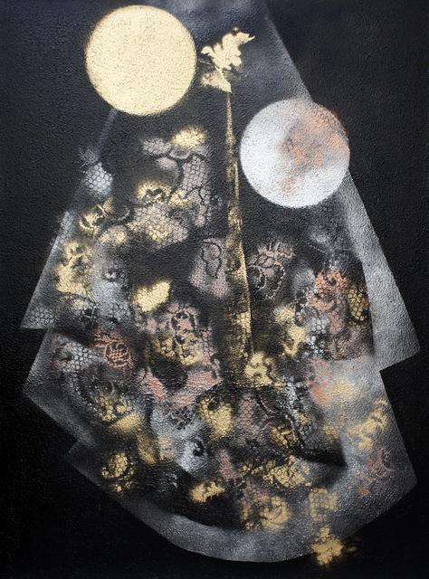 , 'Monk's Robe,' 2015, Walter Wickiser Gallery