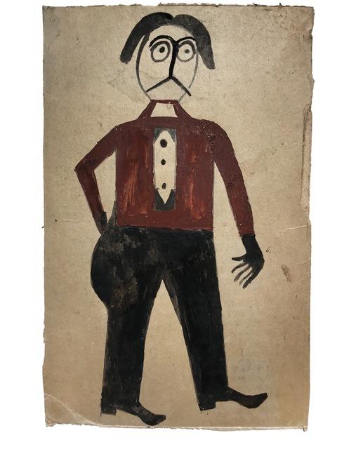 , 'Mexican Man ,' , Ricco/Maresca Gallery