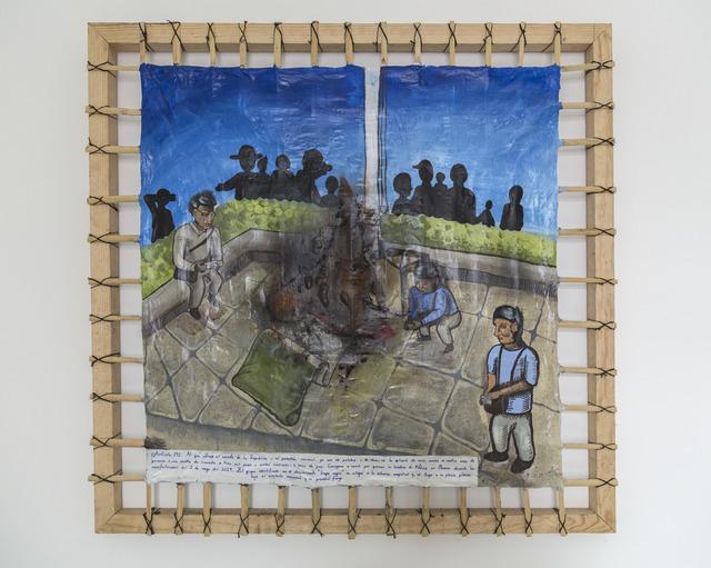 , 'Artículo 191,' 2017, Galeria Enrique Guerrero