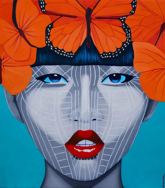 Christian Develter, 'Tapong Chin ', Artist's Proof