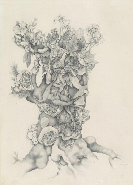 , 'Untitled [Fantastic Tree],' 1950, Francis M. Naumann Fine Art