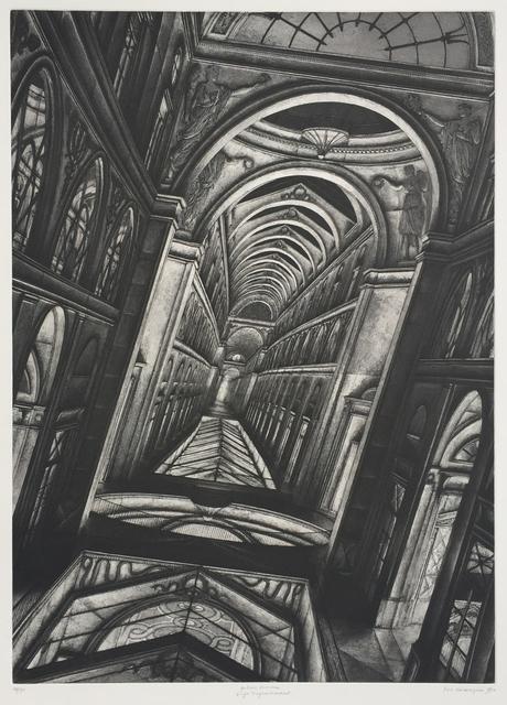, 'Galerie vivienne,' 1990, Childs Gallery