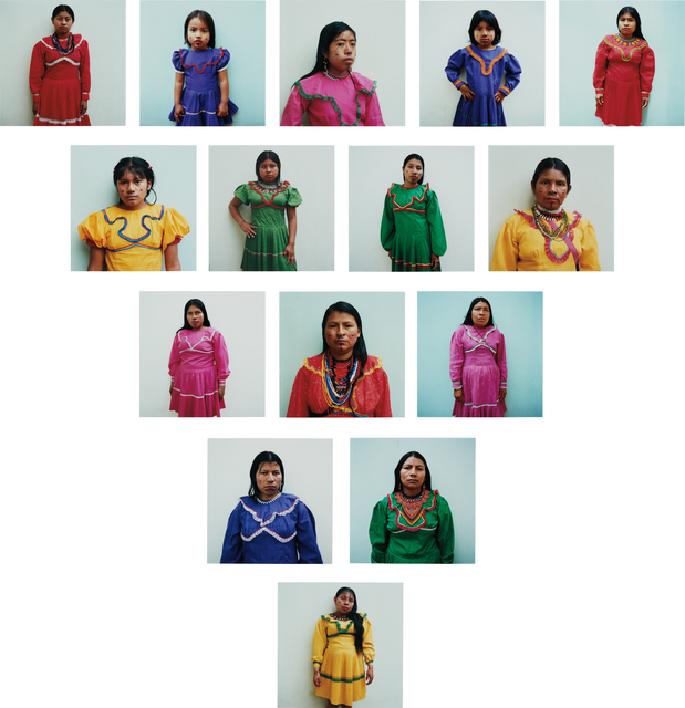 Karen Paulina Biswell, 'Imamá (from the Series 'Nama Bu')', 2013 -2015, Print, Analogue prints, in 15 parts, Phillips